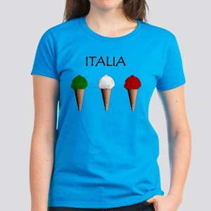 Gelati Italiani Women's Dark T-Shirt
