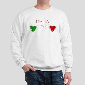 Italy Love Italian style Sweatshirt