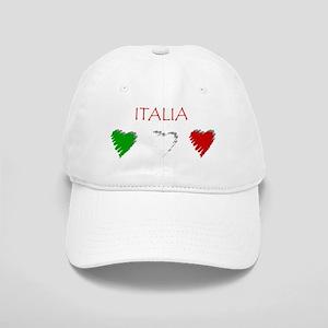 Italy Love Italian style Cap