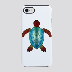 TURTLE ADVENTURES iPhone 7 Tough Case