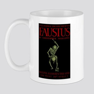 Federal Theatre Project's Faustus Mugs