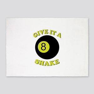 Give It A Shake 5'x7'Area Rug