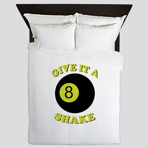 Give It A Shake Queen Duvet