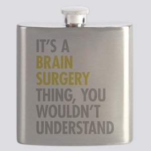 Its A Brain Surgery Thing Flask
