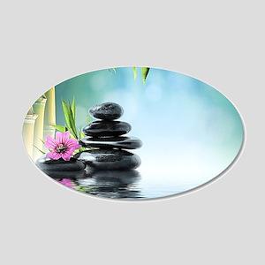 Zen Reflection Wall Decal