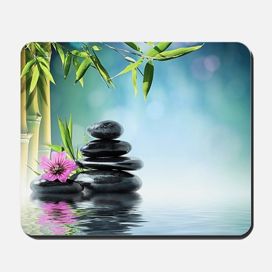 Zen Reflection Mousepad