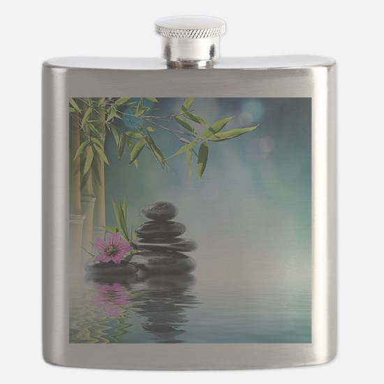Zen Reflection Flask