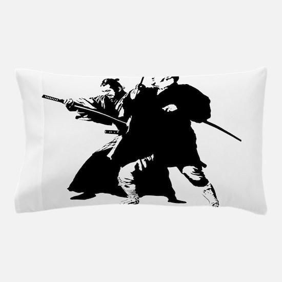 Unique Samurai Pillow Case