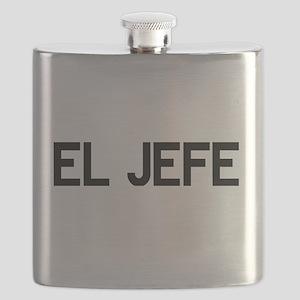 El JEFE Flask