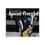 Jason Gerrish Throw Blanket