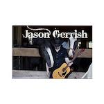 Jason Gerrish Rectangle Magnet
