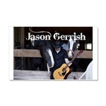 Jason Gerrish Car Magnet 20 x 12
