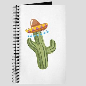 Catus Plant Sombrero Journal