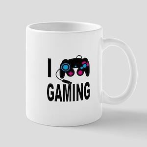 I Love Gaming Mugs