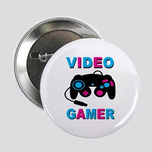 "Video Gamer 2.25"" Button"