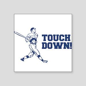 Touchdown Homerun Baseball Football Sports Sticker
