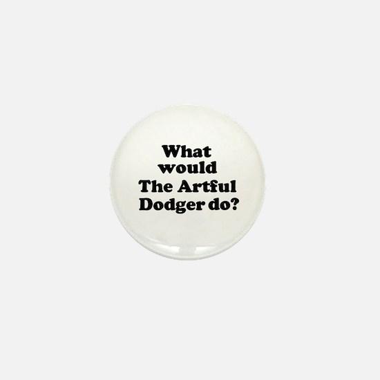 Artful Dodger Mini Button