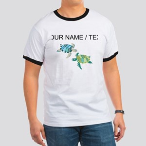 Custom Sea Turtles T-Shirt