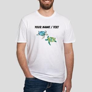 Custom Sea Turtles T-Shirt
