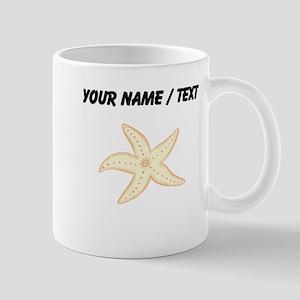 Custom Star Fish Mugs
