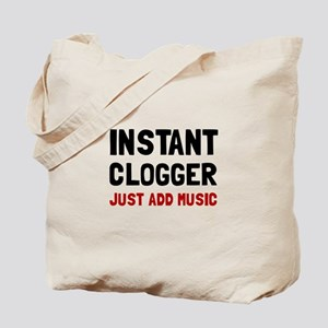 Instant Clogger Tote Bag