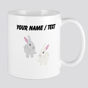 Custom Rabbits Mugs