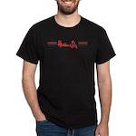 Haddon and Sly Dark T-Shirt