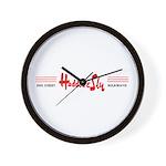 Haddon and Sly Wall Clock