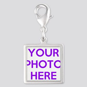 Customize photos Charms