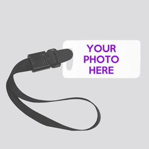 Customize photos Luggage Tag