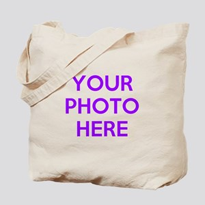 Customize photos Tote Bag