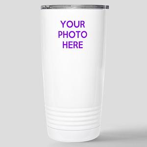 Customize photos Travel Mug