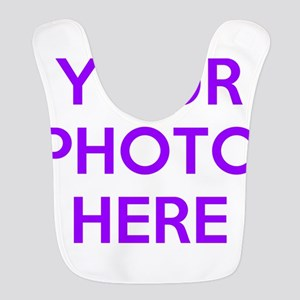 Customize photos Bib