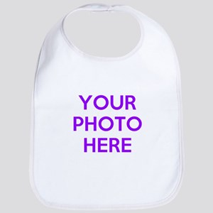 Customize photos Bib