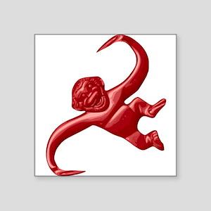 Nightmare Retro Toy Monkey Sticker