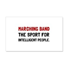 Marching Band Intelligent Wall Decal