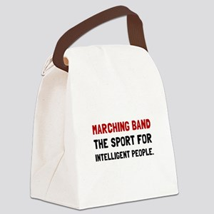 Marching Band Intelligent Canvas Lunch Bag