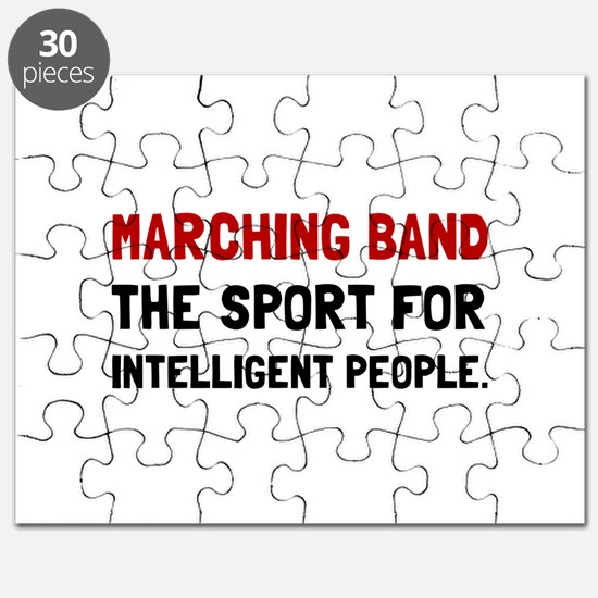 Marching Band Intelligent Puzzle