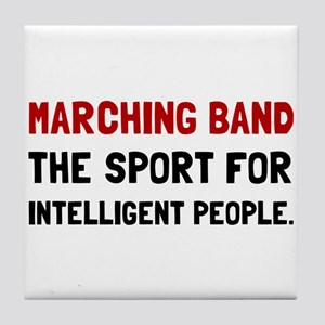 Marching Band Intelligent Tile Coaster