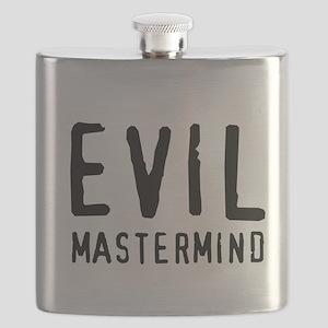 Evil Mastermind Flask