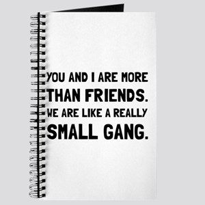 More Than Friends Journal