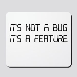It's Not a Coding Bug It's a Programming Feature M