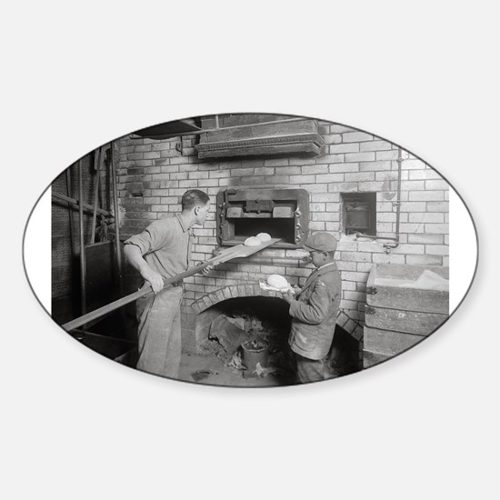 Bread Bakers, 1917 Decal