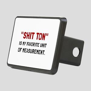 Shit Ton Measurement Hitch Cover