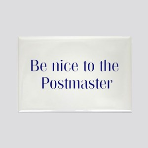 Postmaster Magnets