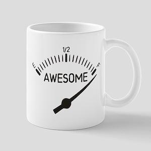So Full of Awesome Gauge Mugs