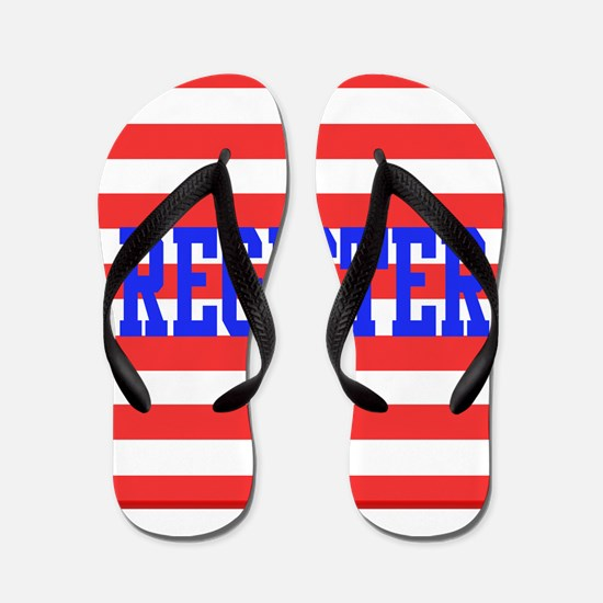 Unique Democrat Flip Flops