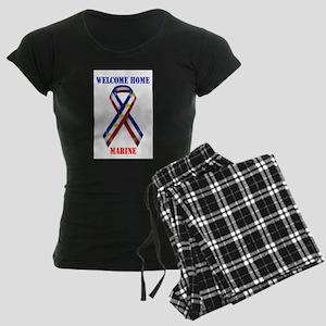 Ribbon2-marine Pajamas