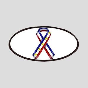 Ribbon2-marine Patches