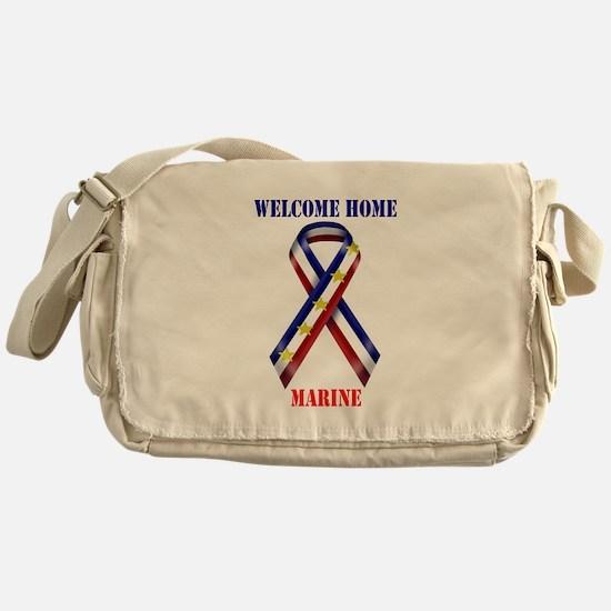 Ribbon2-marine.jpg Messenger Bag